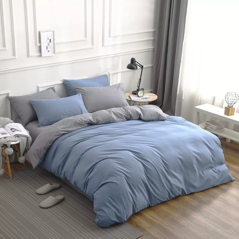 Duvet with Solid Material