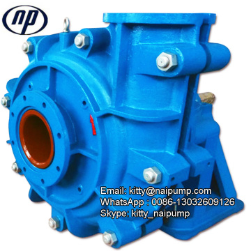 Small Centrifugal Ash Slurry Pump
