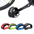 Road Bike Pedalen mei Toe Clips En Riemen