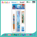 DISNEY&PIXAR FINDING DORY 4 pcs stationery set