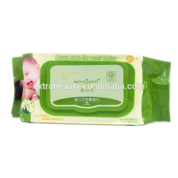 Organic Cleaning Baby Tender Wet Washcloths