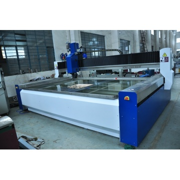 Integral CNC Waterjet cutting machine
