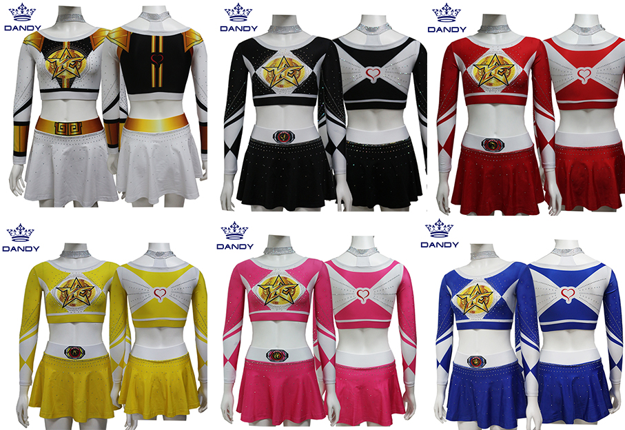 cheer uniforms (2)
