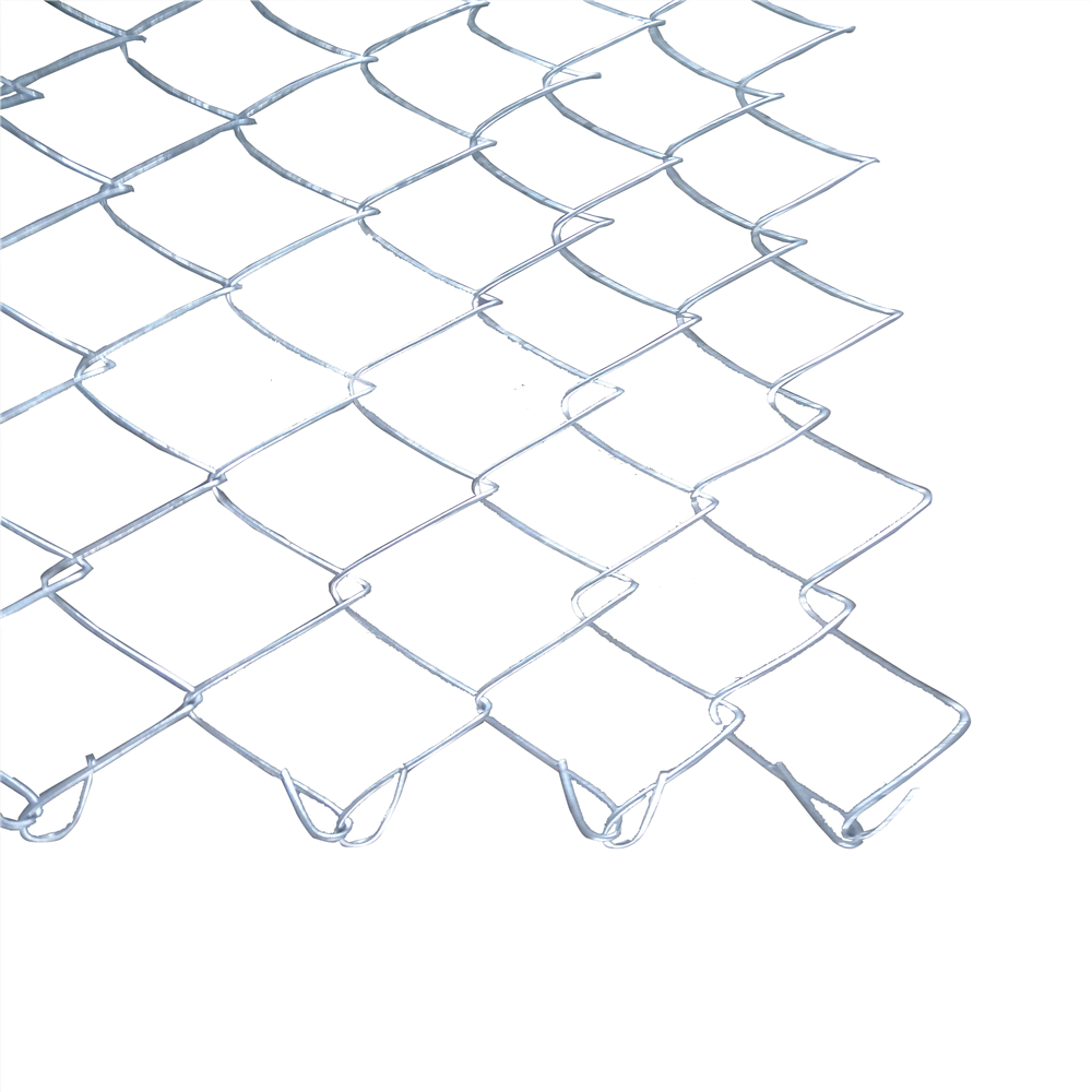 Profession Customize Stadium PVC Coated Chain Link Fence