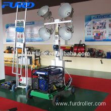 Diesel Construction Lighting Truss Lift Tower (FZM-1000B)