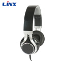 3.5mm popular stereo foldable wired headphones