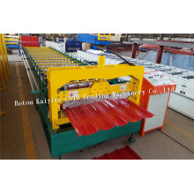 Trapezoidal Roofing Metal Sheet Forming Machine