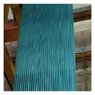 15mm 19mm Ultra Clear Toughened Curtain Wall Glass