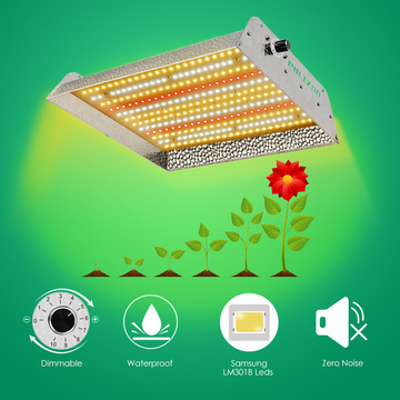 New Dimmable Plant LED Grow Light Full Spectrum