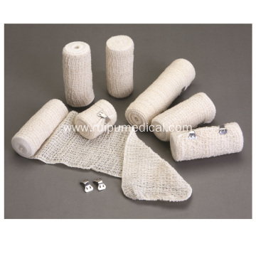 Good Price Medical Spandex Cotton Elastic Crepe Bandage