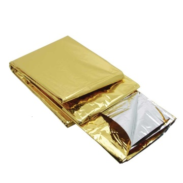 first aid aluminum foil mylar survival rescue blanket