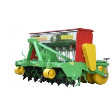 No till seed fertilizing drilling pasture seeder