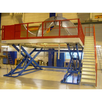 Manual Lift Work Platform