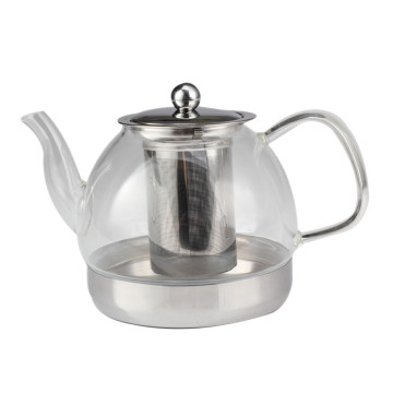 Hot Sell Glass Tea Pot
