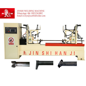 Quick Lock Scaffolding Ledger Making Machine