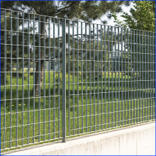 Hot Dipped Galvanized Steel Fences
