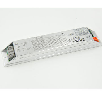 Led ballast part metal