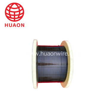 Square insulated copper wire 180 Class