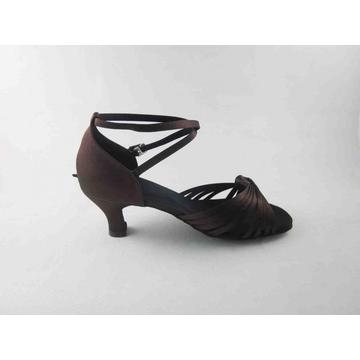 Dance sandals low heel