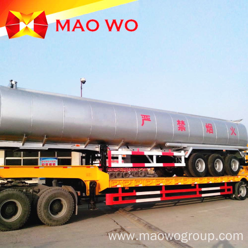 50000 Liters Tri-axle Oil Tanker Trailer