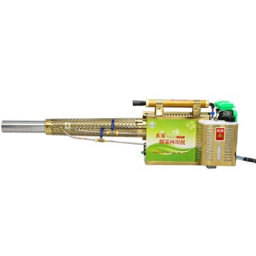 Agricultural dual-use battery sprayer pump fogging machine