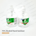 75% Alcohol Gentle Hand Sanitizer Hand Disinfection Gel