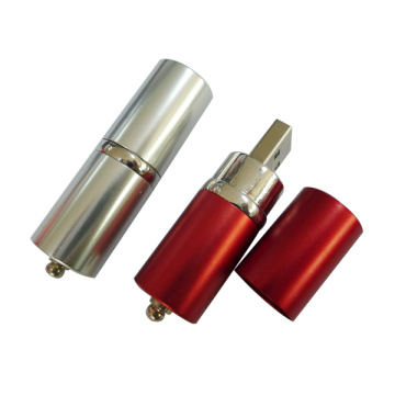 OEM 8gb 16gb Metal Cylinder USB Stick