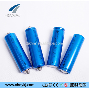 headay LiFePO4 lithium battery cell 38120 for e-vehicle