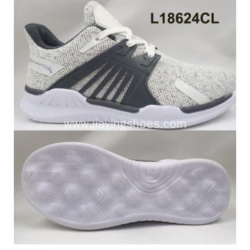 Adults fashion PVC sport shoes