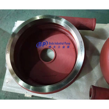 High HeadHH Slurry Pump Volute Liner