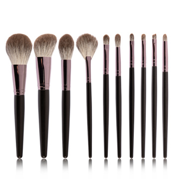 natural hair brushes fox hair makeup brushes set