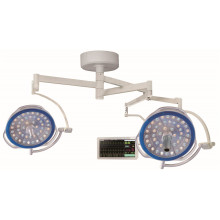 round double head shadowless operating lamp