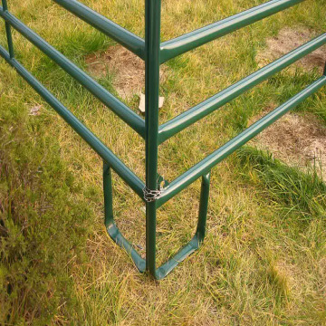 Galvanized Pipe Horse Fence Panels For Sale