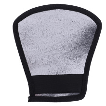 Camera Flash Diffuser Double-sided Flash Softbox Silver White Reflector