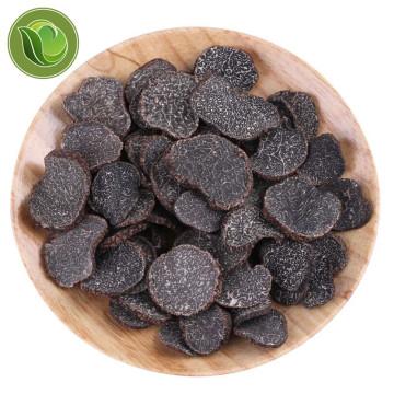 Chinese Black Dried Truffle Mushroom Slices