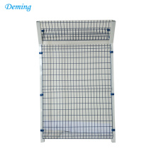 anti-climb barrier airport highway security steel fence