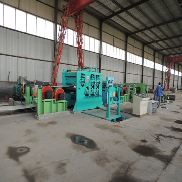 Production Line of Stretching and Bending