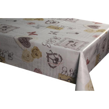 Pvc Printed fitted table covers T J Maxx