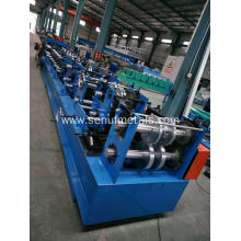 CZU fully automatic purlin roller forming machine