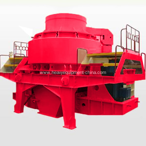 VSI Sand Crushing Machine For Artificial Sand Production