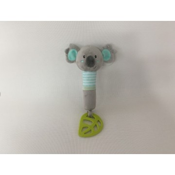 Koala with Squeaker for Baby