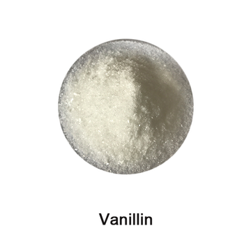 Food Additives Natural Vanillin Powder