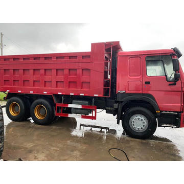 Retread tipper vehicle dump truck