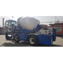 2.6R small self loading Concrete Mixer Truck