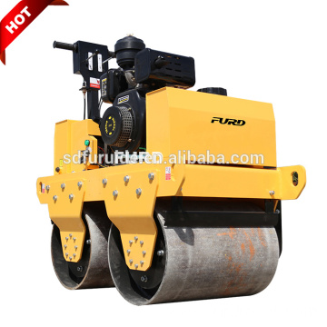 Top quality hand type mini single wheel road roller Top quality hand type mini single wheel road roller