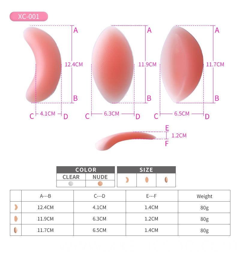 Silicone Artificial Breast