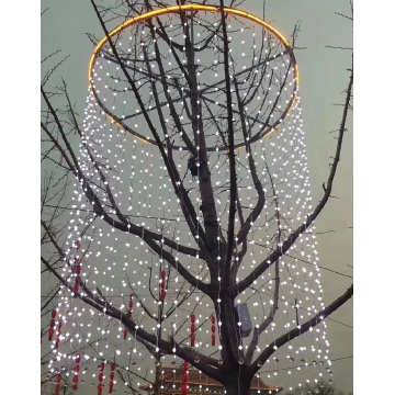 Colorful LED Ball Fairy Light Display for Disco