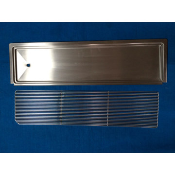 Stainless Drip Tray for Commercial Coffee Machine