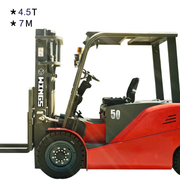 4.5 T Electric Foklift 7m