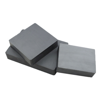 Hard Ferrite Magnet block Ceramic Magnetic Bloque